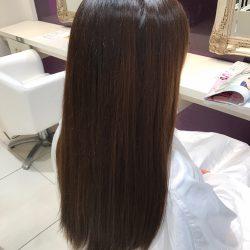 ロングヘアーからショートボブに大変身♡暑い時期に髪の毛軽くしてストレスフリーへ!